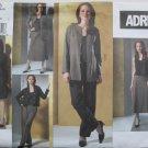 Vogue V2875 ADRI Separates Pattern Pants Top Skirt Jacket UNCUT Sewing Pattern Sizes 18 20 22 2875