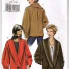 Vogue 8431 Misses' Lined Jacket UNCUT Sewing Pattern Sizes 12 14 16 Easy