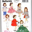 Butterick 5865 Retro '56 18 inch Doll Clothes Sewing Pattern BP314