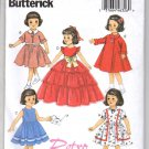 Butterick 6265 Retro '57 18 inch Doll Clothes Sewing Pattern B6265