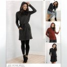 Simplicity 8790 Misses Knit Dresses and Tunic Tops Sewing Pattern Size XSm-XLg
