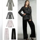 Simplicity 8794 Misses Jacket Knit Top and Pants Sewing Pattern Size 6-14