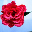 Giant Crepe Paper Red Rose