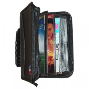 New Xtreme TBDVD020 20-Disc DVD Case