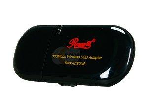 Rosewill RNX-N180UB (1T2R) IEEE 802.11b/g/n USB 2.0 Wireless Adapter