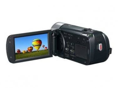 Canon VIXIA HF R20 3.28 MP Camcorder - 1080p - Black (Manufactory Refurb)