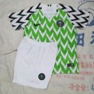 Kids Nigeria Home Soccer Jersey Football Jersey 2018 World Cup