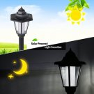 LED Solar Power Light Waterproof Home Garden Pathway Security Lamp Light Outdoor