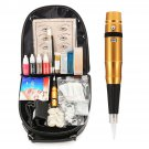 Pro Complete Microblading Permanent Makeup Eyebrow Lips Tattoo Machine Pen Kit