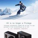 FIREFLY 6S 4K WiFi Sport HD DV action high quality Camera free shipping - BLACK
