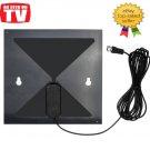 Clear TV HD Digital Antenna -  - No More Cable Bills New Black ED
