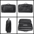 Flanger Oxford Cloth Soft Case Portable Guitar Effects Pedal Board Gig Bag