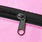 Zebra Pink Guitar Bag forr 39 40 41 Inch Nylon Case for Folk Acoustic Guitar Gig Bag Accessories