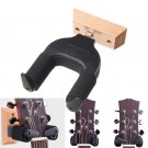 Electric Guitar Holder Wall Guitar Wood Stand Automatic Mount Hooks with Screws Guitar Accessories