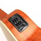 Cherub GS-2 3-Band EQ Equalizer Acoustic Guitar Preamp Pickup