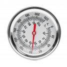Compost Soil Thermometer Garden Backyard Bimetal Stainless Steel Measuring Probe