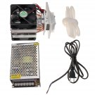 DIY CPU Cooling Fan Master Thermoelectric Peltier Refrigeration Cooling System Kit With Supply