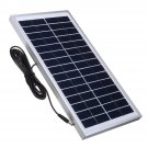 7.5W 12V 0.5A Mini Solar Panel Module For Battery Cells Phone Charger DIY Kit