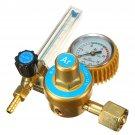 Argon CO2 Gas Mig Tig Flow Meter Regulator Welding Weld Gauge