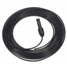 5 Meters MC4 Female Connectors Solar Panel Cable Extensions Wire For Caravan Boat
