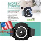 Anti Snore Stop Snoring Wristband Watch Sleep Apnea Aid Cessation