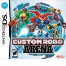 Custom Robo Arena DS