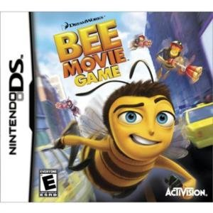Bee Movie Game DS