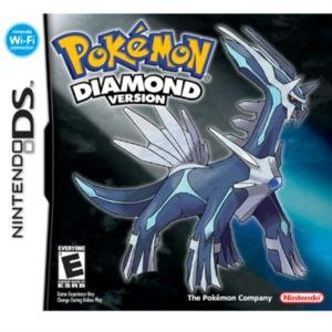 Pokemon Diamond Version DS
