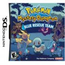 Pokemon Mystry Dungeon Blue DS
