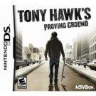 Tony Hawk Proving Ground DS
