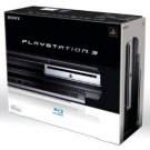 Sony Playstation 3 PS3 - 60GB Premium Video Game System (USA Version)