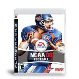 NCAA Football 08 PS3