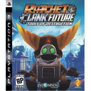 Ratchet & Clank: TOD PS3
