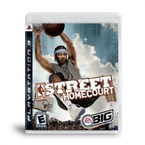 NBA Street Homecourt PS3