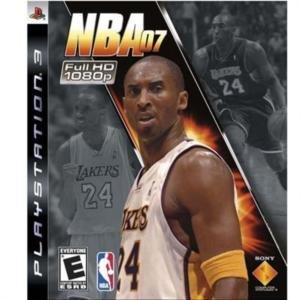 NBA 07 PS3