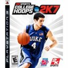 College Hoops 2K7 PS3