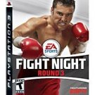 Fight Night Round 3 PS3