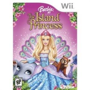 Barbie: Island Princess Wii