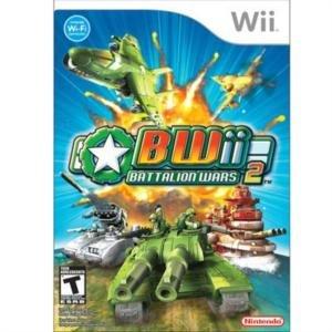 Battalion Wars 2 Wii