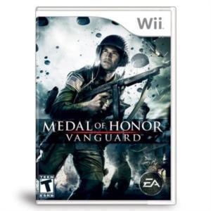 Medal of Honor: Vanguard Wii