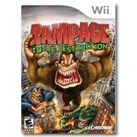 Rampage: Total Destruction Wii