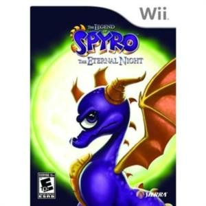 Spyro Eternal Night Wii