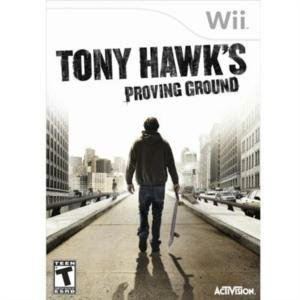 Tony Hawk Proving Ground Wii