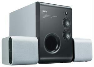 JWIN JSP201 2.1-Channel Home Theater System