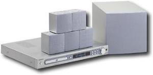 Magnavox MRD120 - home theater system - radio / DVD (Multi Region)