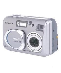 Fujifilm FinePix A205 Zoom 2.0 Megapixel Digital Camera