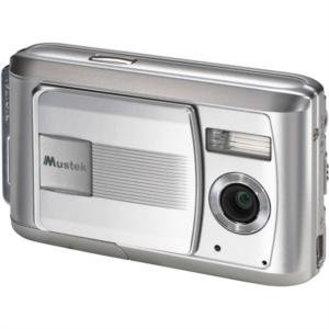 "Mustek 5.0 MegaPixel 4-in-1 Multi-Functional Camera with 1.7"" TFT LCD"
