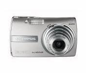"""Olympus 10.0 MegaPixel All-Weather Camera with 3x Optical Zoom and 2.5"""" LCD"""