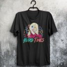 Hard Times Hayley Williams Inspired Indie Emo Rock Pop Adults T-Shirt All Sizes Cols