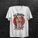 I'm Utterly Insane Inspired By American Psycho Adults T-Shirt All Sizes Cols